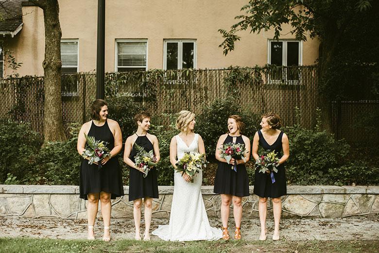ANNA + JON'S Wedding