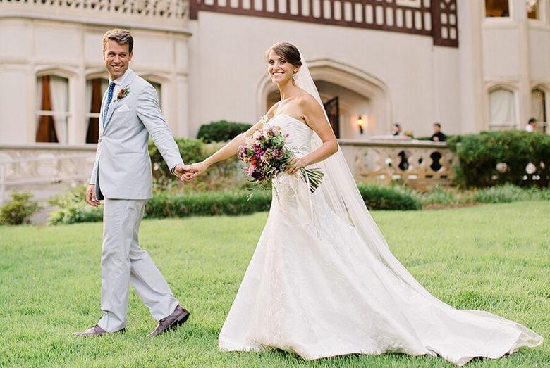 Bride and Groom at Atlanta Wedding Venue
