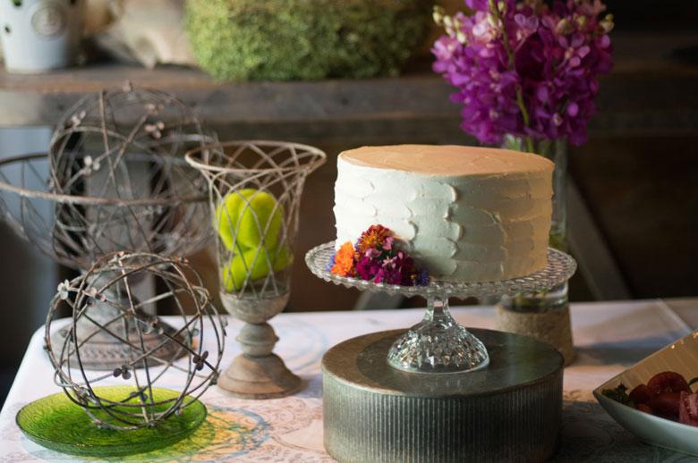 Unique Buttercream Wedding Cakes Atlanta