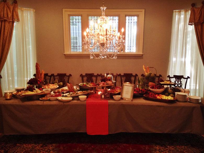 Whimbish House Wedding Avalon Catering